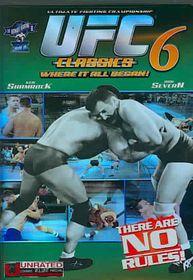 Ufc Classics 6 - (Region 1 Import DVD)