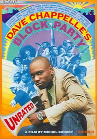 Dave Chappelle's Block Party - (Region 1 Import DVD)