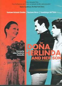 Dona Herlinda and Her Son - (Region 1 Import DVD)