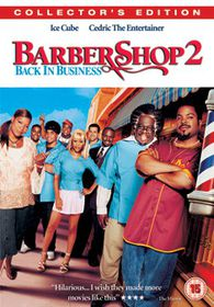 Barbershop 2 - (Import DVD)