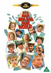 It's A Mad Mad Mad Mad World - (Import DVD)