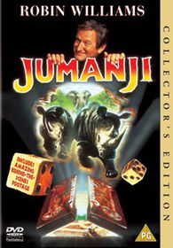 Jumanji Collector's Edition - (Import DVD)
