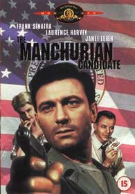 Manchurian Candidate - (Import DVD)