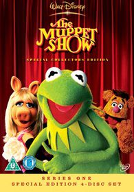 Muppet Show-Season 1 Box - (Import DVD)