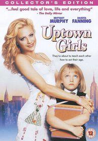 Uptown Girls - (Import DVD)