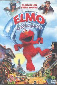 Adventures of Elmo in Grouchland - (Region 1 Import DVD)