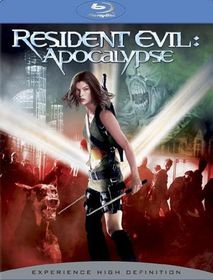 Resident Evil:Apocalypse - (Region A Import Blu-ray Disc)