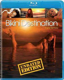Bikini Destinations - (Region A Import Blu-ray Disc)
