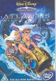 Atlantis 2-Milo'S Return - (Import DVD)