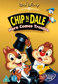 Chip'N'Dale Volume 1 - (Import DVD)