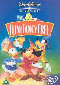 Fun And Fancy Free - (Import DVD)