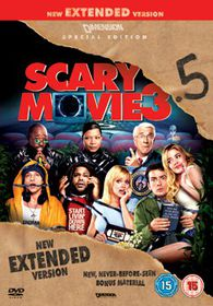 Scary Movie 3.5 (Special Edition) - (Import DVD)