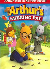Arthur's Missing Pal - (Region 1 Import DVD)