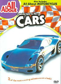 All About Cars/All About Motorcycles - (Region 1 Import DVD)