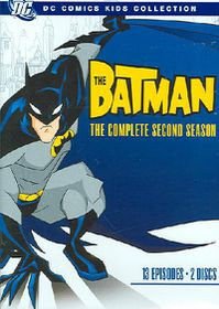 Batman:Complete Second Season - (Region 1 Import DVD)