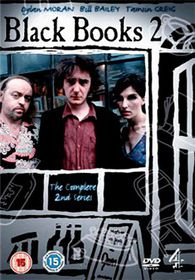 Black Books-Series 2 (Chan 4) - (Import DVD)