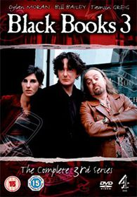 Black Books - Series 3 - (Import DVD)