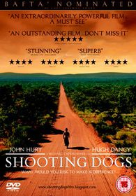 Shooting Dogs - (Import DVD)