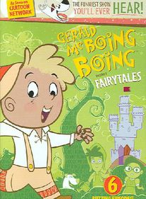 Gerald Mcboing Boing Fairy Tales - (Region 1 Import DVD)