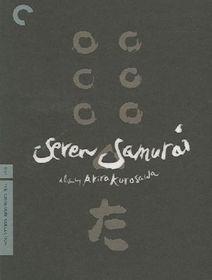Seven Samurai - (Region 1 Import DVD)