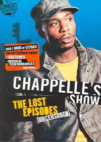 Chappelle's Show: The Lost Episodes Uncensored - (Region 1 Import DVD)