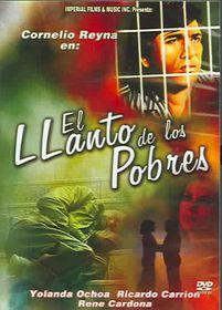 El Llanto De Los Pobres - (Region 1 Import DVD)