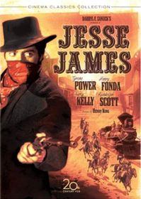 Jesse James (1939) - (Region 1 Import DVD)