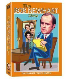Bob Newhart Season 4 - (Region 1 Import DVD)