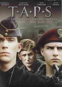 Taps 25th Anniversary Edition - (Region 1 Import DVD)