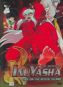 Inuyasha the Movie 4 - (Region 1 Import DVD)
