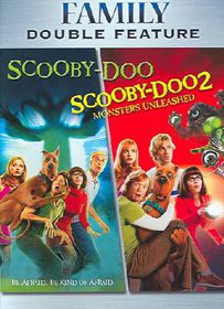 Scooby-Doo: The Movie/Scooby-Doo 2: Monsters Unleashed - (Region 1 Import DVD)