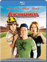 Benchwarmers, The - (Region A Import Blu-ray Disc)