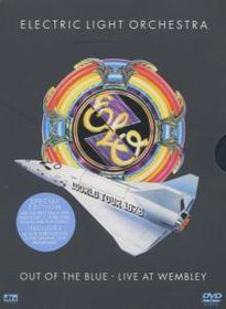 E.L.O-Out of the Blue Live (Special Edition) - (Import DVD)