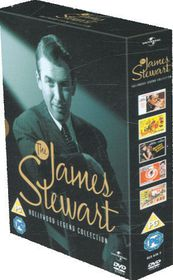 James Stewart Box Set - (Import DVD)