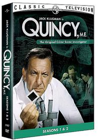 Quincey M.E.-Series 1 & 2 - (Import DVD)