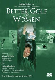 Better Golf For Women - (Import DVD)