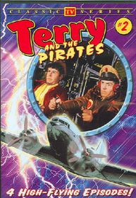 Terry and the Pirates Vol 1 - (Region 1 Import DVD)
