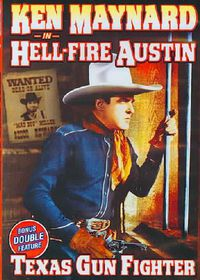 Texas Gunfighter/Hellfire Austin - (Region 1 Import DVD)