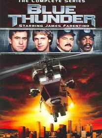 Blue Thunder:Complete Series - (Region 1 Import DVD)