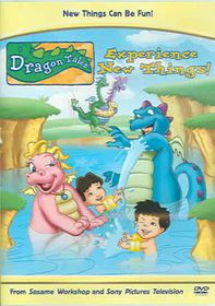 Dragon Tales:Experience New Things - (Region 1 Import DVD)