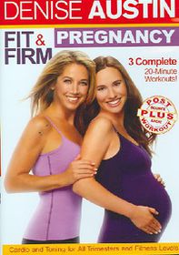 Denise Austin Fit & Firm Pregnancy - (Region 1 Import DVD)