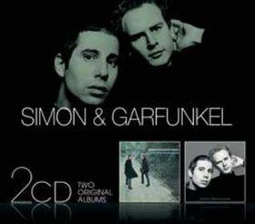 Simon & Garfunkel - Bookends / Sounds Of Silence 2 (CD)