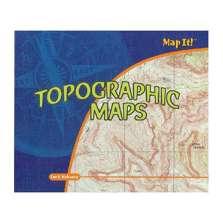Topographic Maps | Buy Online in South Africa | takealot.com