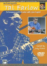 Evening with Tal Farlow:Jazz Guitar - (Region 1 Import DVD)