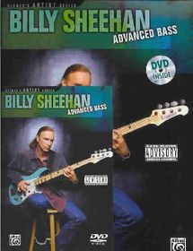 Billy Sheehan:Advanced Bass - (Region 1 Import DVD)