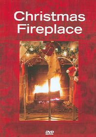 Christmas Fireplace - (Region 1 Import DVD)