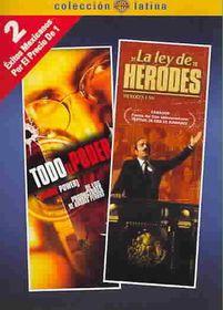 Todo El Poder/Ley De Herodes - (Region 1 Import DVD)