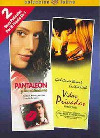 Vidas Privadas / Pantaleon Y Las Visitadores - (Region 1 Import DVD)