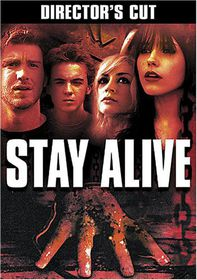 Stay Alive - (Region 1 Import DVD)