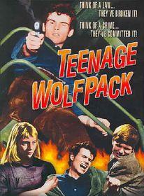 Teenage Wolfpack - (Region 1 Import DVD)